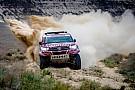 Cross-Country Rally Al-Attiyah comenzó adelante en Marruecos