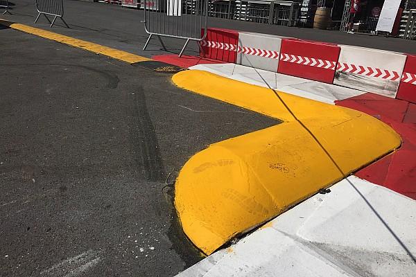 Formule 1 Nieuws Grosjean over nieuwe kerbstone in Monaco: