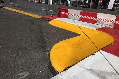 "New Monaco kerb like a ""take-off ramp"" - Grosjean"