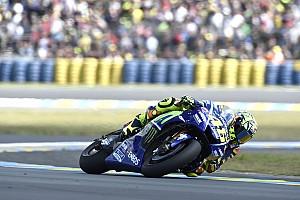 MotoGP BRÉKING MotoGP: Rossi úgy érzi, hülye hibát vétett a Francia GP végén