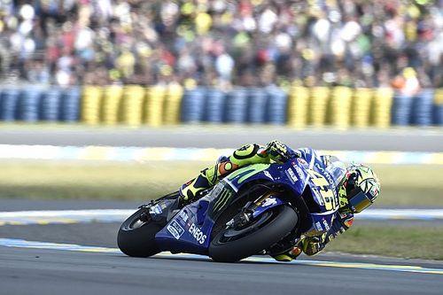 MotoGP: Rossi úgy érzi, hülye hibát vétett a Francia GP végén