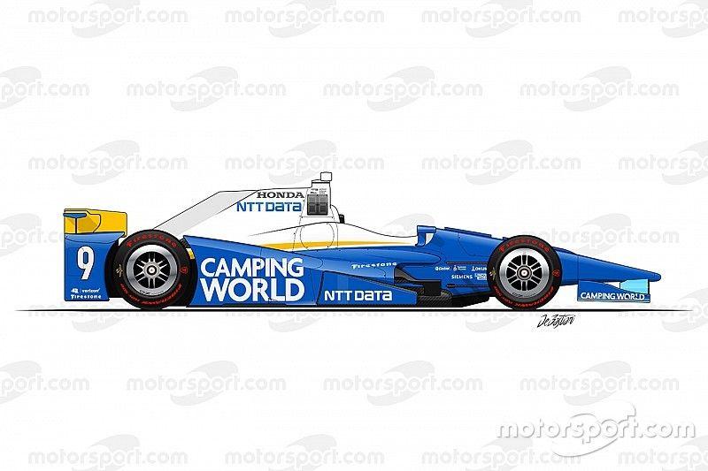 Indy 500: Spottergids en startgrid