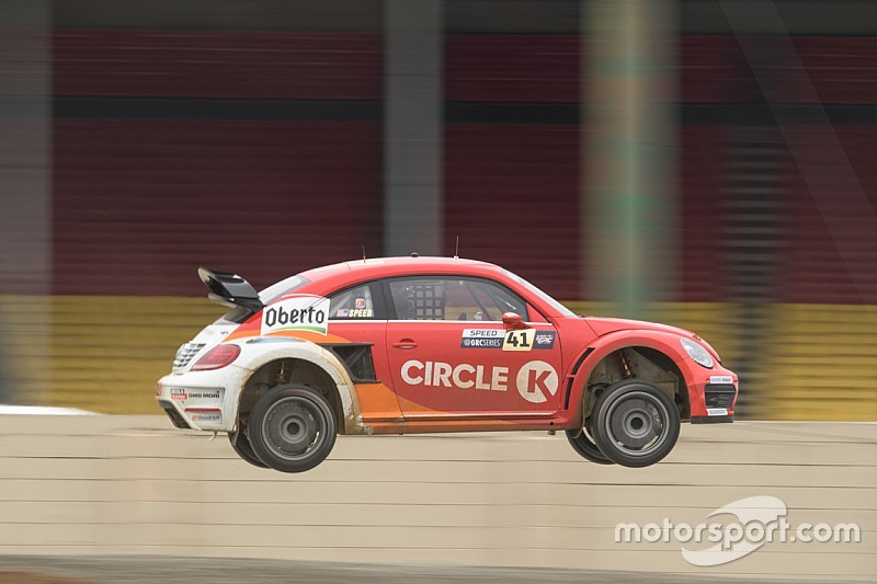 Speed and Bigham win first round of GRC Indianapolis heats