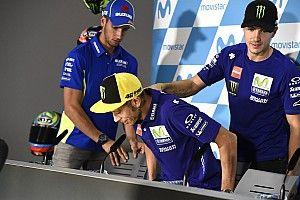 Vinales senang Rossi balapan lagi