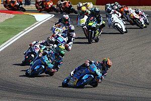 Zwaardere straffen bij herhaaldelijk langzaam rijden in Moto3