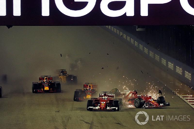 FIA evita punição a pilotos por acidente múltiplo na largada