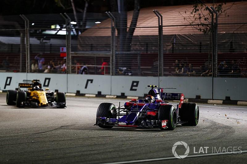Formel 1 2017: Entwicklungstempo von Renault macht Sainz Hoffnung