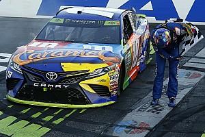 NASCAR Cup Rennbericht NASCAR in Loudon: Kyle Busch gewinnt turbulentes 2. Playoff-Rennen
