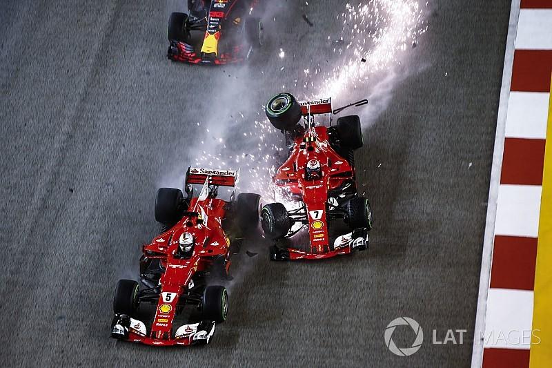 """Villeneuve: """"Vettel solo puede culparse a sí mismo"""""""