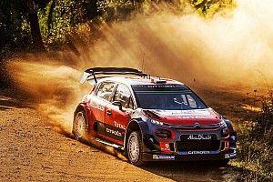 Lappi ha svolto oggi in Portogallo il primo test al volante della Citroen C3 WRC Plus