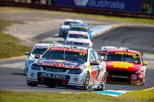 Supercars and CAMS to investigate seat belt issue
