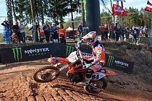 Jeffrey Herlings vince la sua prima qualifica in MXGP in Lettonia