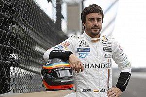 LIVE: Tes IndyCar pertama Alonso di Indianapolis