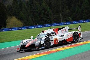 Spa WEC: Yakın geçen yarışta Toyota ilk iki sıranın sahibi oldu