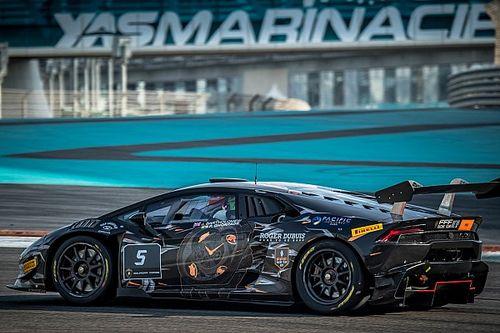 Abu Dhabi Super Trofeo: Ghorpade and Bartholomew claim maiden podium