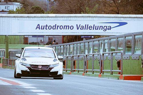 La Honda conclude i test a Vallelunga, sorprende e cresce Michigami