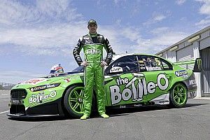 New chassis and livery for Mark Winterbottom