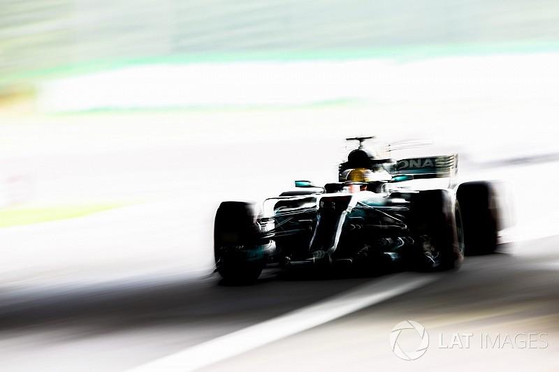 Hamilton, l'asso che sa domare la Mercedes con carichi da record!