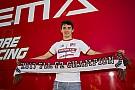 FIA F2 La columna de Leclerc: Como una confusión casi me cuesta el título de F2