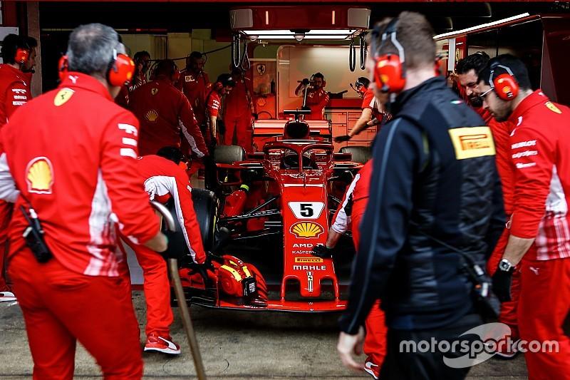 Феттель жаловался на нестабильность машины. Ferrari нашла решение