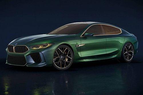 Découvrez le BMW M8 Gran Coupé en vidéo