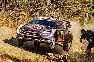 WRC Résumé de course Deuxième victoire de la saison pour Ogier et Ingrassia