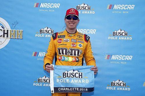 Busch logra la pole para la Coke 600 y Suárez en 10°