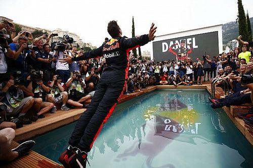 Monaco GP statistics: Ricciardo wins Red Bull's 250th F1 race