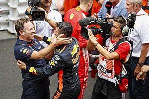 Ricciardo ke Renault, Horner: Saya kira dia bercanda
