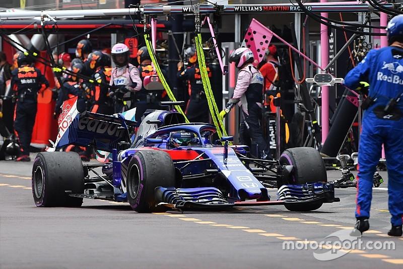 Leclerc'e Hartley kazasından ötürü ceza verilmedi