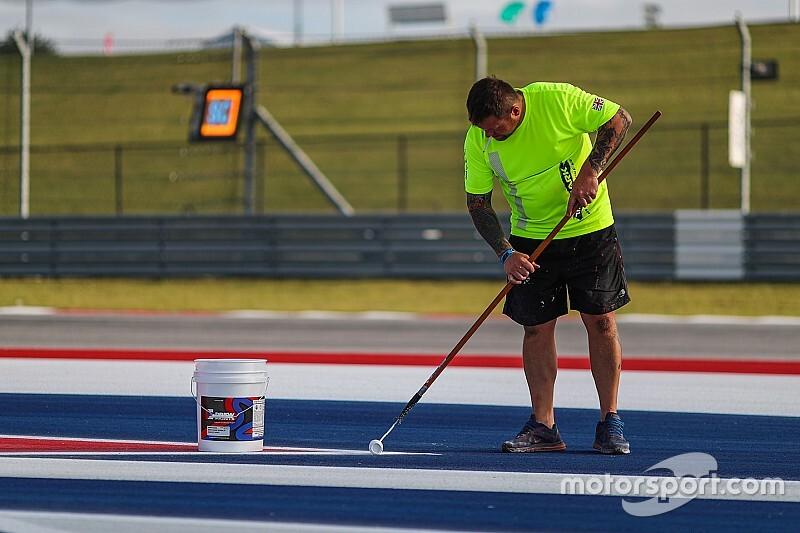 GP dos Estados Unidos contrata desabrigados para trabalhar na F1