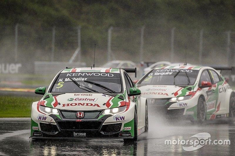 Honda geschrapt uit resultaten WTCC-races China