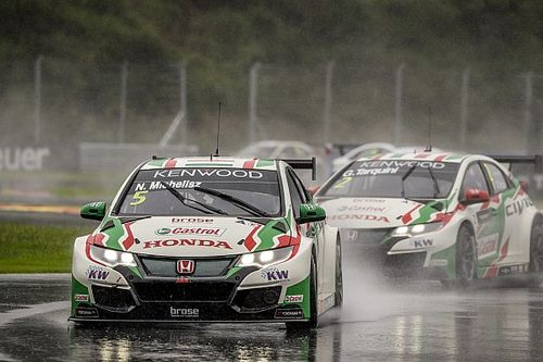 Honda excluded from China WTCC race over fuel injector