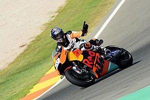 Cairoli lakoni tes KTM MotoGP di Valencia
