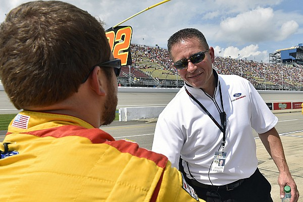 NASCAR Cup Breaking news Ford Performance will be under new leadership in 2018