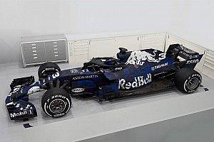 Red Bull muestra su RB14