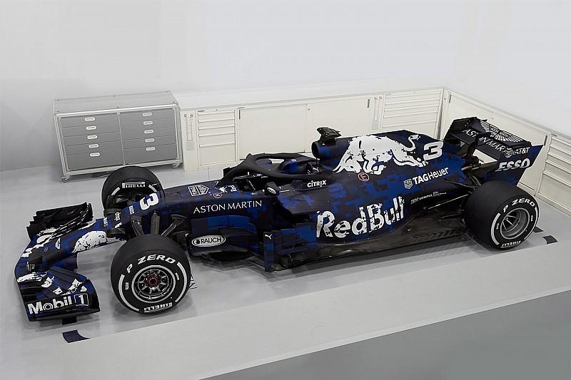 Bildergalerie: Red Bull RB14 für die Formel 1 2018