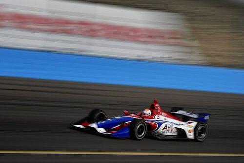 """El novato Matheus Leist """"brillará en IndyCar"""", dice Foyt"""