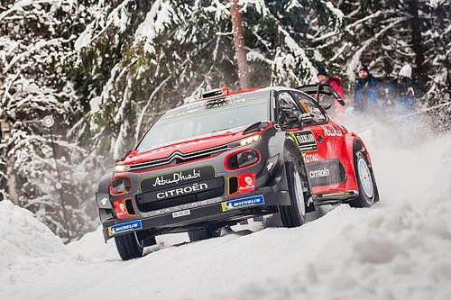 Svezia, PS10: tripletta Toyota e Breen sale in seconda posizione!