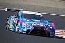 岡山メーカーテスト2日目:WAKO'S 4CR LC500が午前・午後ともに首位