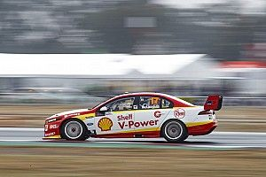 Winton Supercars: McLaughlin grabs Sunday pole