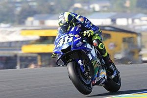 """Rossi : """"Sur le papier, ce n'est pas un circuit pour les Yamaha"""""""