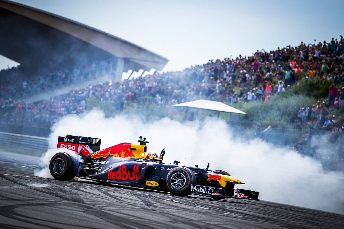 Gemeente Zandvoort bereid geld te steken in komst Formule 1