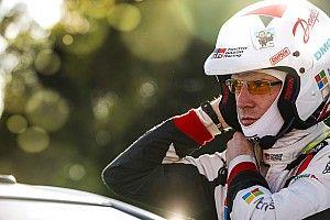 Shakedown - Latvala signe le meilleur chrono