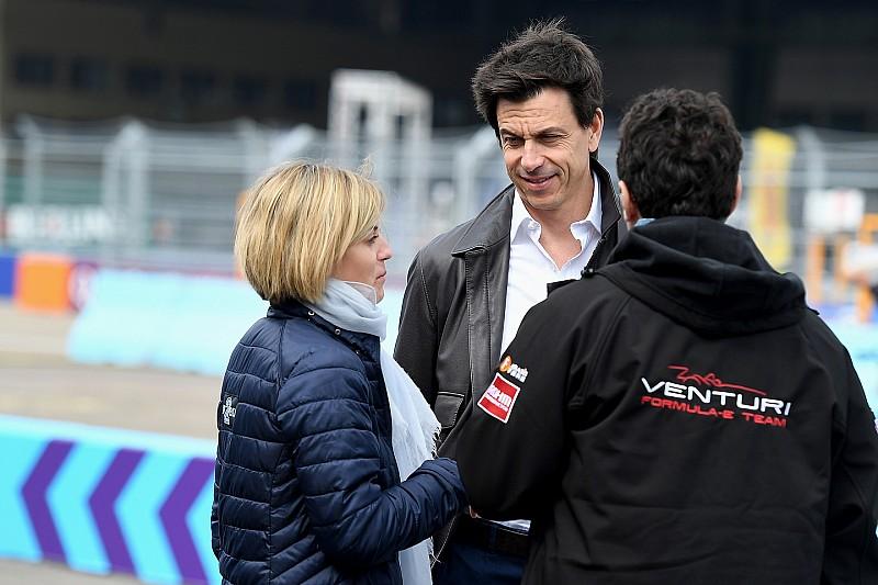 Formel E: Susie Wolff steht vor Teamchef-Rolle bei Venturi
