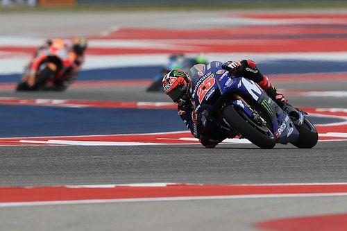 Положение в зачете MotoGP после Гран При Америк