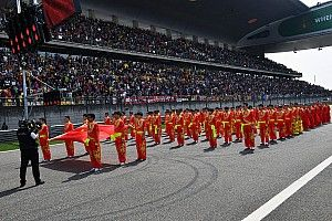 F1, uzun vadede Çin'de ikinci bir F1 yarışı istiyor
