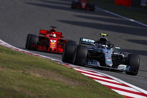 """Mercedes: Bottas """"aurait mérité de gagner la course"""""""