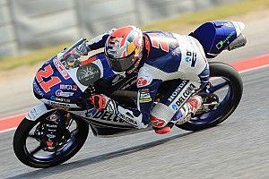 """Di Giannantonio: """"Spero che Jerez sia il punto di svolta della mia stagione"""""""