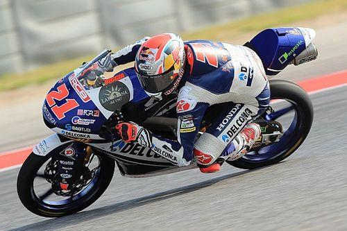 Jerez, Libere 1: Di Giannantonio detta il ritmo davanti a Martin